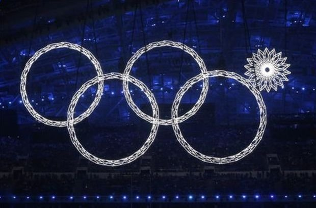 Ko�o olimpijskie, kt�re si� zaci�o w najmniej odpowiednim momencie