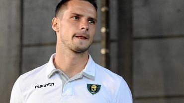 Grzegorz Goncerz strzelił 15. gola w tym sezonie