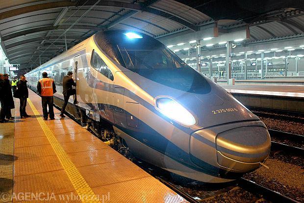 Nowy rozkład jazdy PKP Intercity i Przewozów Regionalnych. Więcej pociągów Pendolino