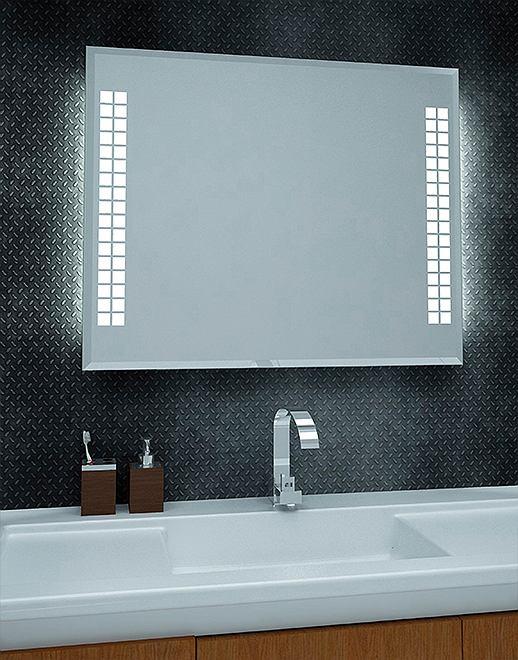 Lustro łazienkowe Square LED