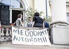 Protest okupacyjny studentów Uniwersytetu Warszawskiego przeciwko reformie nauki wicepremiera Jarosława Gowina