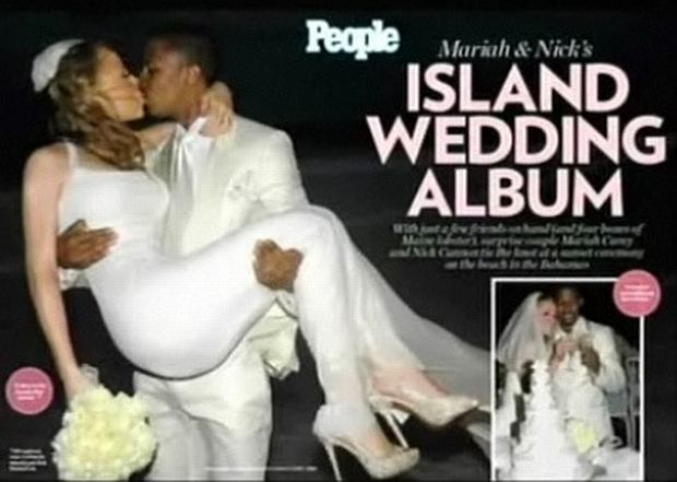 Mariah Carey i Nick Cannon