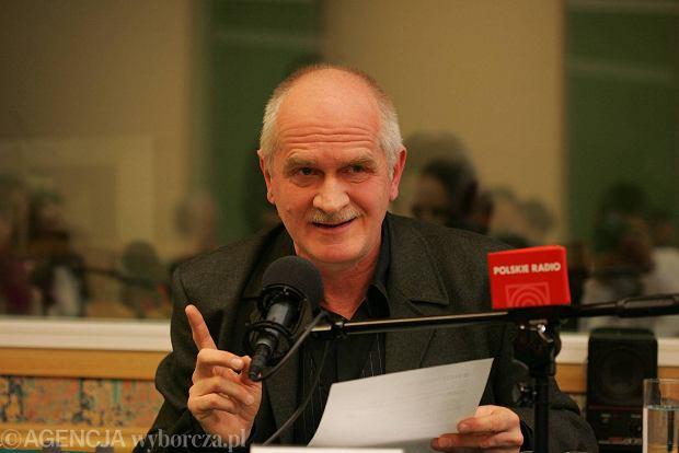 Krzysztof Czaba�ski, autor zmian w mediach publicznych