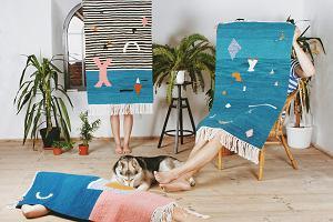 Wraca moda na makatki i kilimy? Polscy projektanci zachwycili na Festiwalu Designu w Londynie