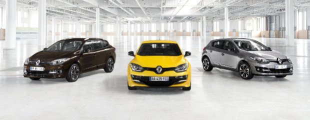 Renault Megane po liftingu - ceny