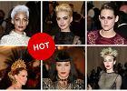 Wielka MET Gala 2013: Najbardziej odjechane fryzury i makija�e - wpadka czy ekstrawagancja?