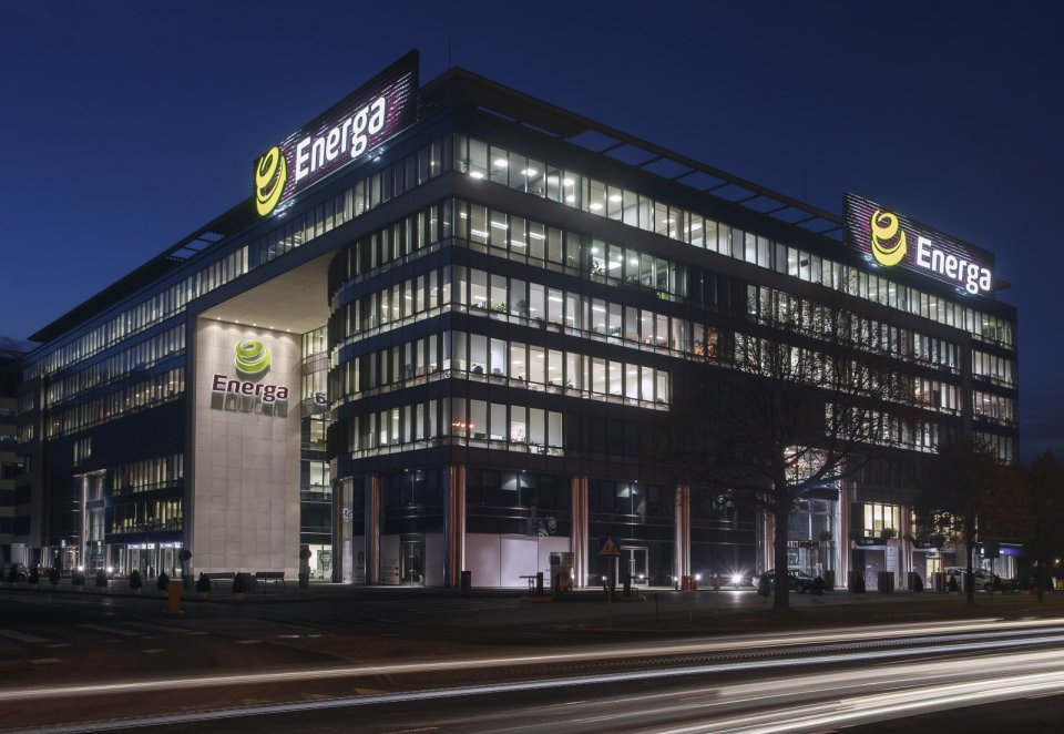 Siedziba Energi SA w Gdańsku