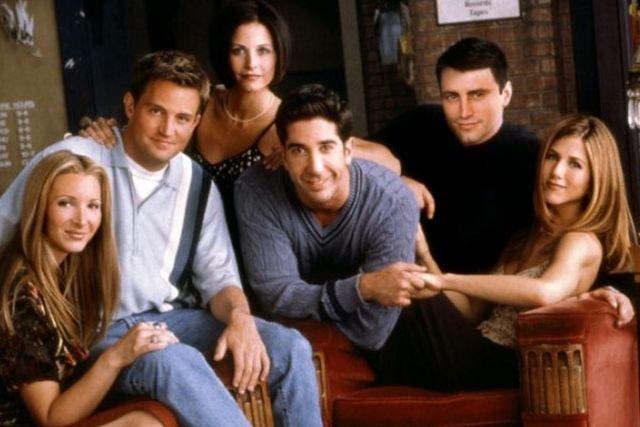 Przyjaciele Jednak Nie W Komplecie Zabraknie Chandlera