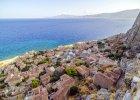 Monemvasia. Miasto-pere�ka ukryte na greckiej wyspie - w sam raz na ucieczk� od rzeczywisto�ci