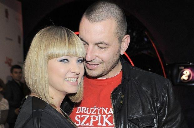 Katarzyna Bujakiewicz z Piotrem Maruszewskim