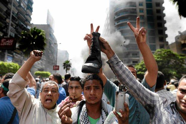 Egipt: proces, kt�rego nie ma