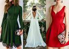 30 propozycji sukienek na wesele jesienią