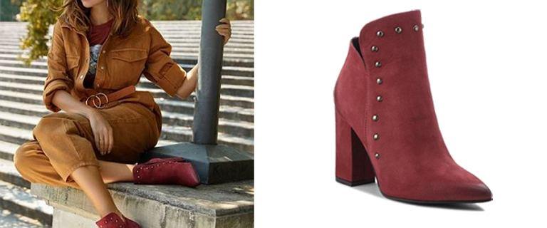 Buty na jesień Carinii, Gino Rossi i Kazar. Mamy model Natalii Siwiec! Nie należy do najtańszych, ale jest PIĘKNY