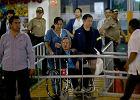 Ułaskawiony dyktator Peru opuścił szpital z uśmiechem na twarzy