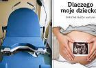 """""""Mam chodzić w ciąży jedenaście miesięcy?"""". O wadach dziecka dowiedziała się w 9. miesiącu, córka żyła minutę"""