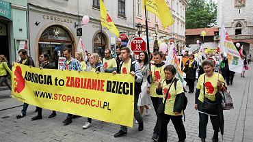 Marszu Dla Życia i Rodziny