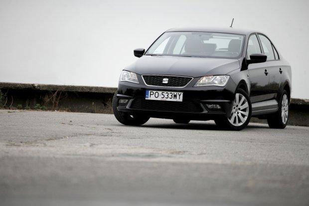 Seat Toledo 1.4 TSI DSG | Test | Ubogi krewny