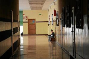 Przez go�oled� szko�y odwo�uj� zaj�cia, problemy z dowozem uczni�w