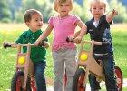 Jazda na rowerze bez kręcenia?