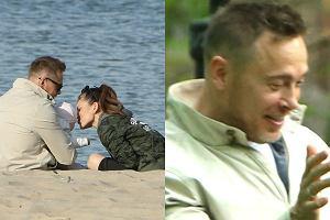 Paulina Sykut z mężem i córką odpoczywa na morzem. Poporodowa chandra? Zły nastrój? Na pewno nie, gdy ta trójka jest w komplecie.