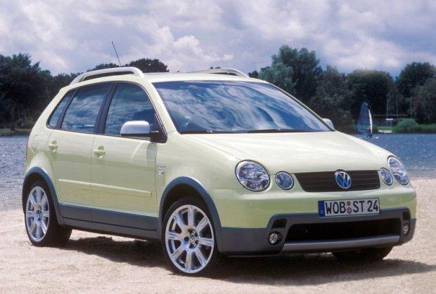 Volkswagen Polo IV Fun