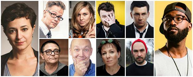 """Festiwale literackie, lato 2017. Gdzie spotkać ulubionych pisarzy?[Przewodnik """"Wyborczej""""]"""