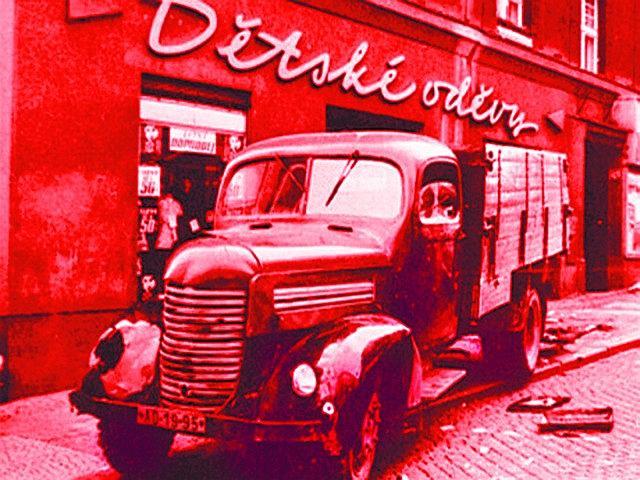 Praga, 10 lipca 1973 r. Olga Hepnarova wjechała wypożyczoną ciężarówką w ludzi na przystanku tramwajowym