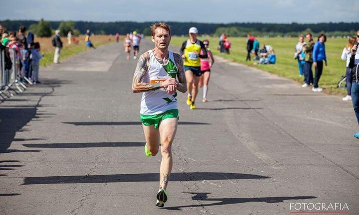 Klub Vege Runners jest coraz bardziej widoczny na trasach