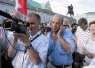 W TVP Jan Pospieszalski wyemitowa� agitk� przeciwko prezydentowi