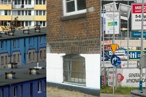 """Choroby polskich miast: """"reklamoza"""", """"styropianizacja"""". Ekspert: Epoka """"pastelozy"""" chyba ju� si� ko�czy"""