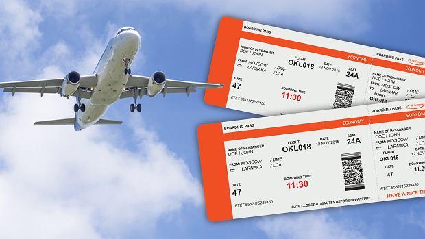 Linie lotnicze będą przekazywać Straży Granicznej dane pasażerów.  Trafią tam m.in. imiona i nazwiska
