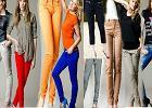Najmodniejsze spodnie - jesień 2012