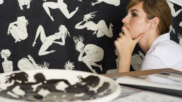 Kolekcja Louise Bourgoin