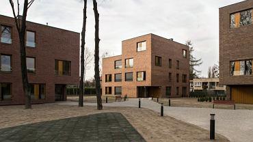 Wille Parkowa w Katowicach: na 5 tys. m kw. powstało pięć nowoczesnych budynków