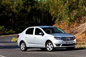 Dacia Logan ta�sza od Sandero