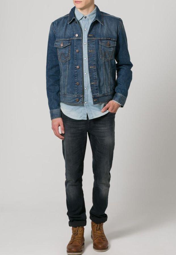 4efec660886ea Zdjęcie numer 5 w galerii - Męskie kurtki dżinsowe: wielki powrót