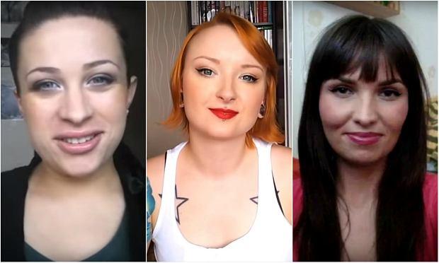 Znane youtuberki kiedyś i dziś. Zobacz, jak zmieniły się od początku swoich karier