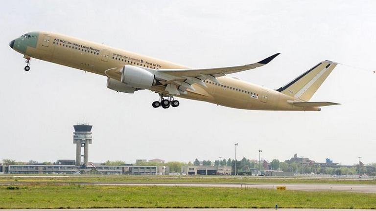 Airbus Ultra Long Range A350 XWB
