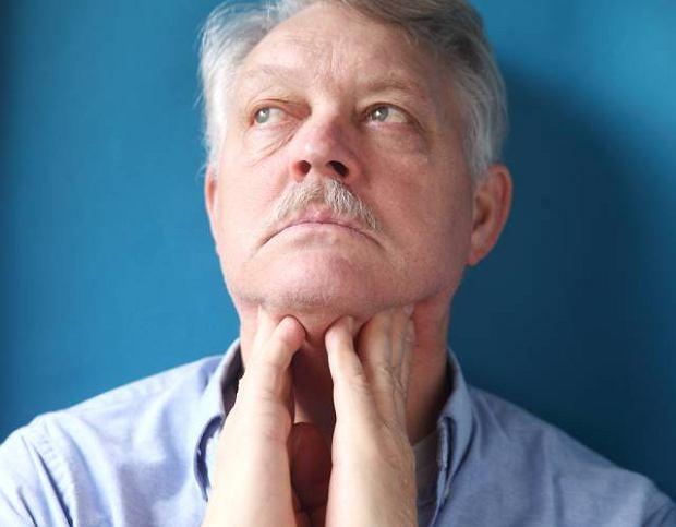 Napady duszno�ci, b�l oraz uporczywe skurcze mi�ni mog� oznacza� niedoczynno�� przytarczyc
