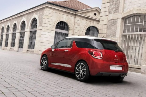 Citroen DS3 FL