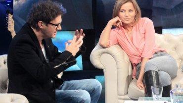 Kuba Wojewódzki i Małgorzata Foremniak