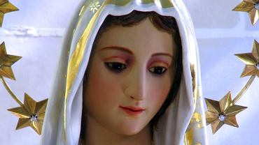 Figurka Matki Boskiej Fatimskiej