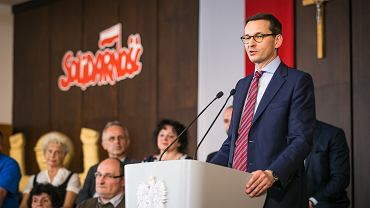 Spotkanie z Mateuszem Morawieckim w Gdańsku