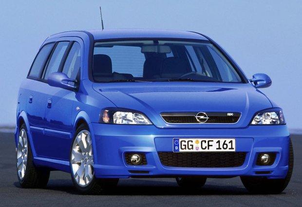 Opel Astra kombi OPC 2002