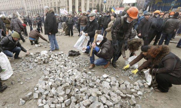 W Kijowie og�oszono ewakuacj� parlamentu
