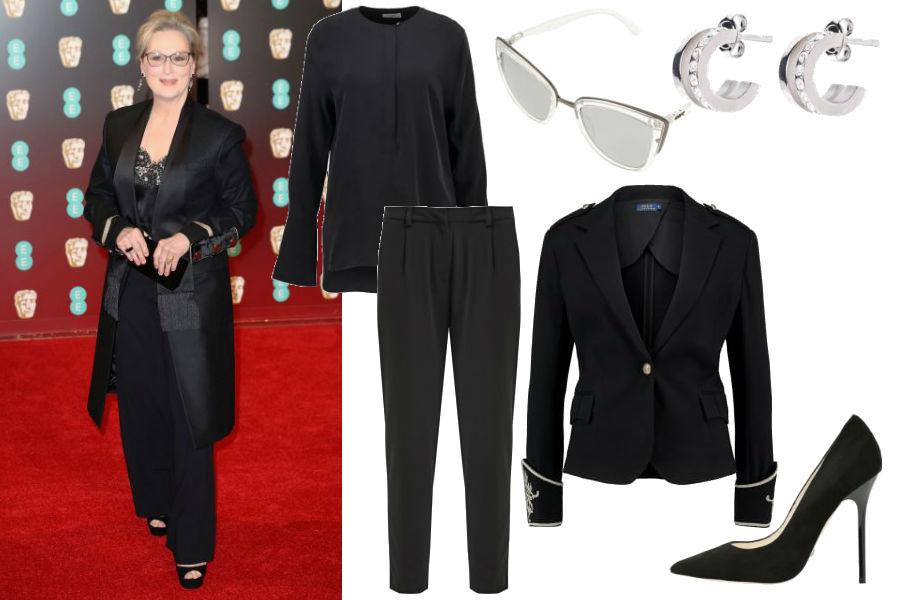 fot. autor nieznany/ źródło: dailymail.co.uk, Meryl Streep/ materiały partnerów