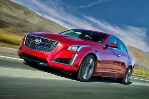 Cadillac CTS zachwyca Amerykę | Galeria