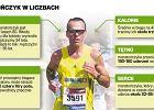 Maraton vs. organizm [INFOGRAFIKA]