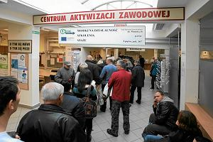 Podwyżka zasiłku dla bezrobotnych to koszt 500 mln zł
