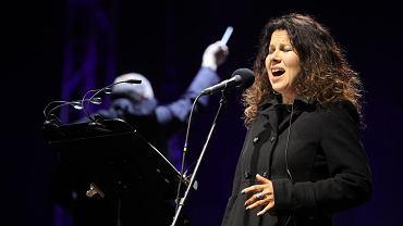 Koncert finałowy 28. edycji Malta Festival 'Konieczny... Koniecznie. Na zdjęciu: Agata Zubel